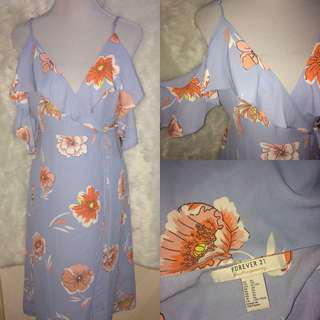 Forever 21 Offshoulder Dress