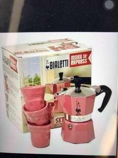 Buy from citysuper coffee moka express maker  $380連三小杯