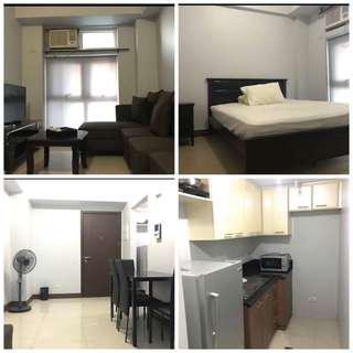 Condo at eastwood for rent with parking