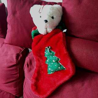 🚚 🎄聖誕熊熊禮物襪(大)#用品半價