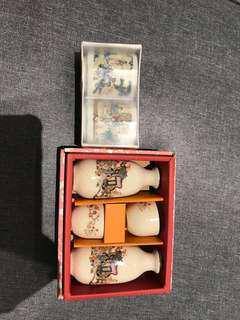 Sake Accessories