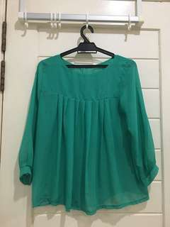 Women's Blouse fit size M - L