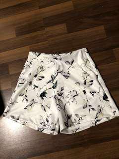 Floral shorts from Bangkok