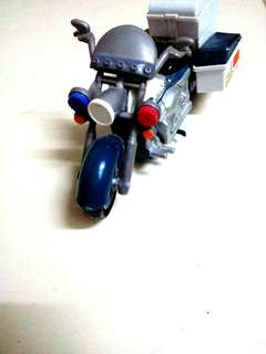 Tonka sheriff motor