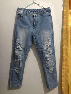 AGUSTUSAN SALE‼️preloved dior jeans