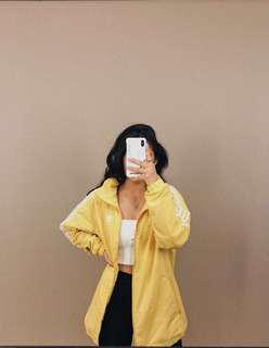 Adidas Yellow Jacket