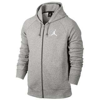 Jordan's zip up hoodie