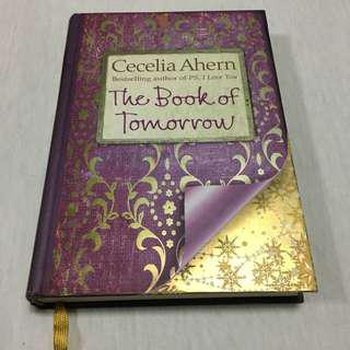 The Book Of Tomorrow By Cecelia Ahern (HARDCOVER)