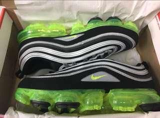 Nike Air Vapormax 97 (螢光綠)