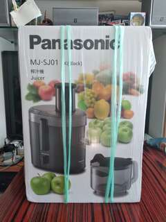 Panasonic 榨汁機 MJ-SJ01