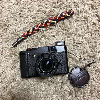 Fujifilm X10 半專業相機 camera