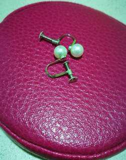 🚚 Mikimoto Pearl Earring