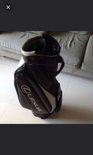 New golf bag ,LEXUS