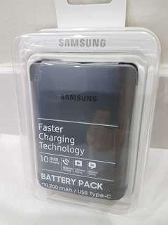 Samsung USB Type-C Fast Charge Battery Pack 10200 mAh