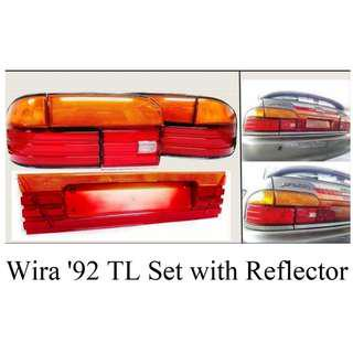 Wira '92 TL Set With Reflector