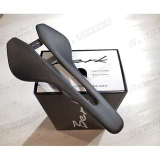 Berk Composites Lupina Carbon Saddle 150mm/7x9