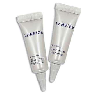 Laneige Time Freeze Eye Serum 3ml