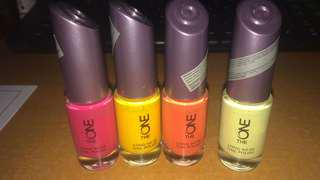 Oriflame the one nail polish