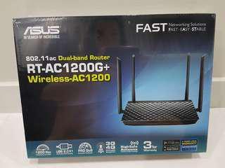 Samsung ASUS RT-AC1200G+ dual-band