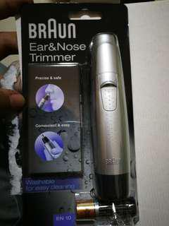 Nose trimmer Braun