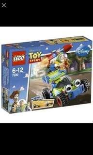 徵求 LEGO 樂高 積木 7590 toystory 反斗奇兵