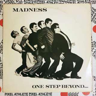 MADNESS - ONE STEP BEYOND... (1979) LP vinyl record