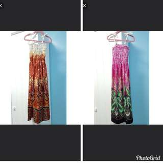 Bundle Maxi Dress for Girls
