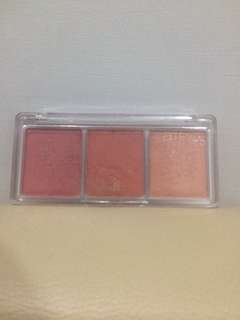 Catrice blush on (3 colours)
