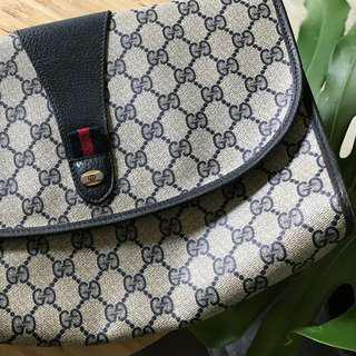 Vintage Gucci Clutch Bag