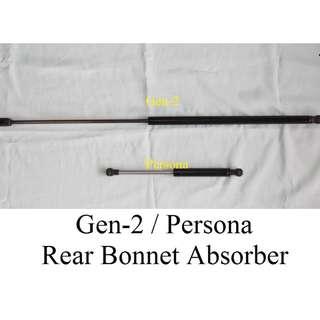 Gen 2/Persona Rear Bonnet Absober