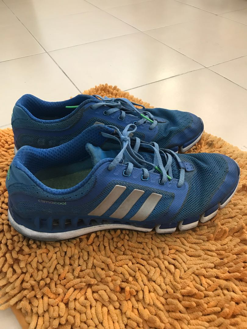 Adidas Climacool (advertised by David