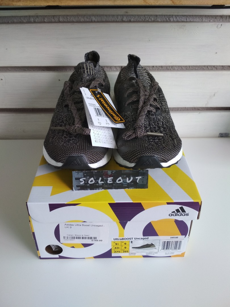 82a1142d3f6d5 STEAL PRICE!!! Adidas Ultra Boost Uncaged