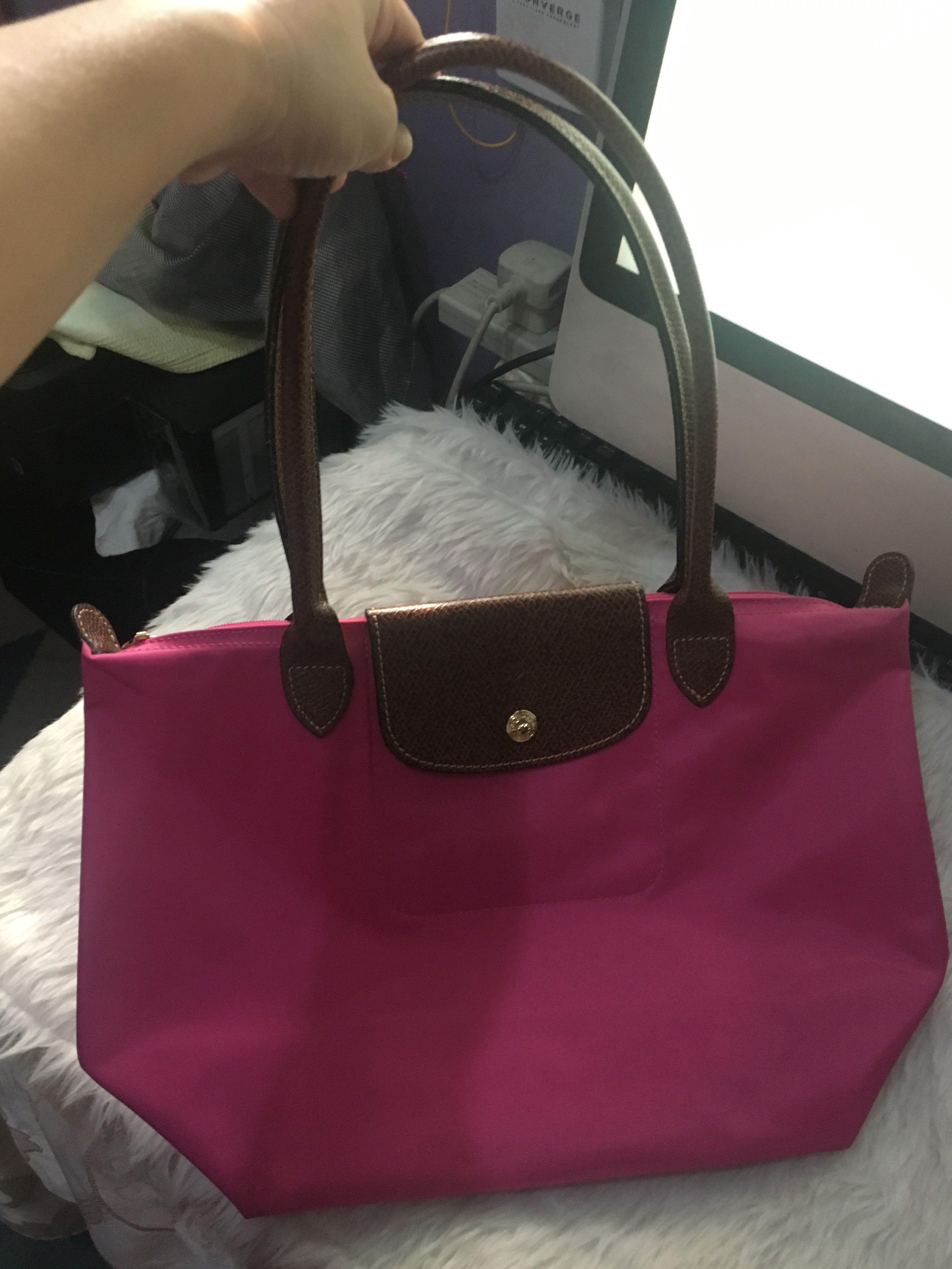 1b90d46174 Authentic longchamp le pliage smal, Women's Fashion, Bags & Wallets ...