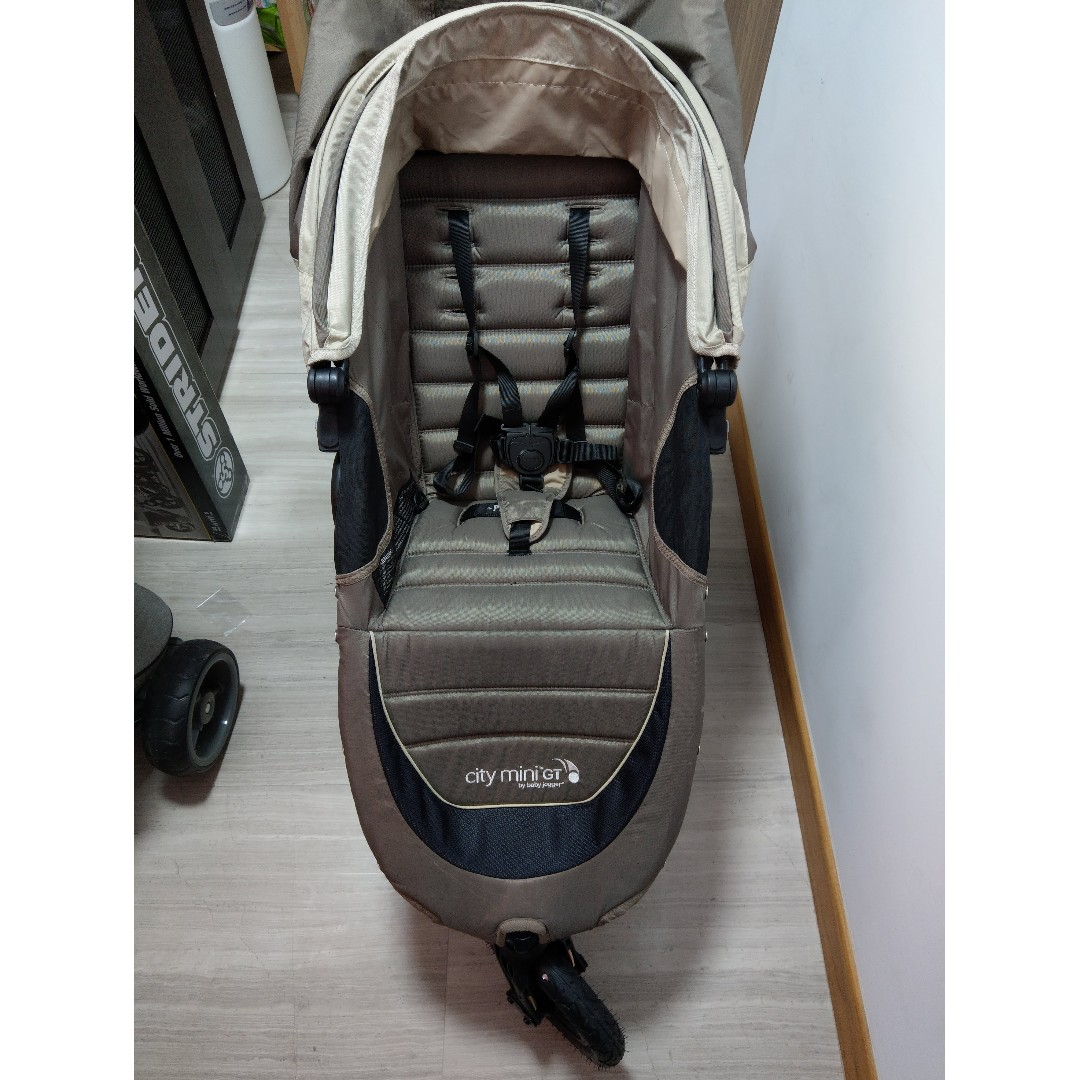 Baby Jogger City Mini Gt Single 9 Months Old 2017 Model Babies