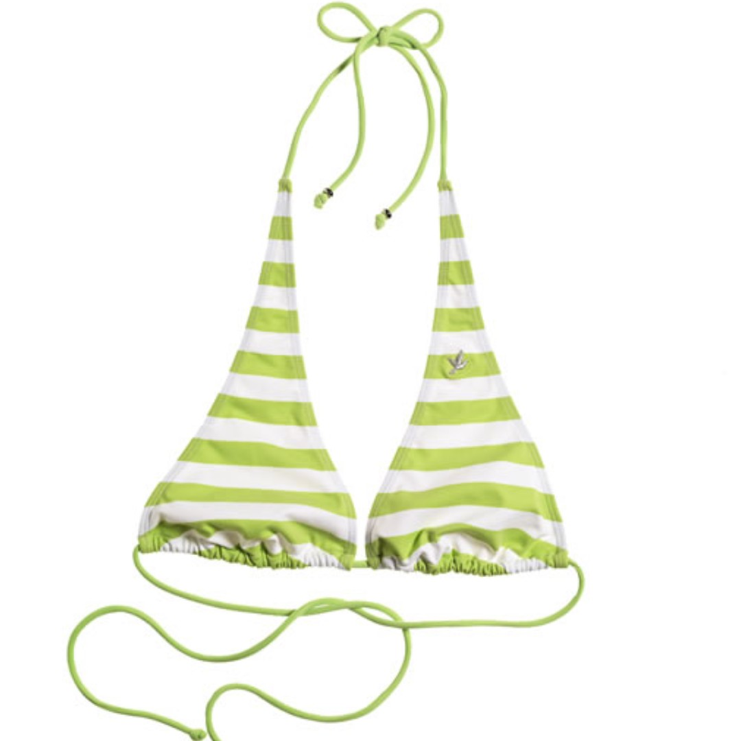 c41a31407a BNWT Aerie Stripe String Bikini, Women's Fashion, Clothes, Others on ...