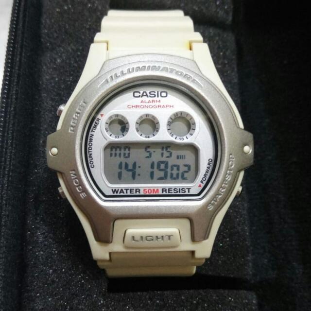 c6e90b84bfd Casio Ladies Watch