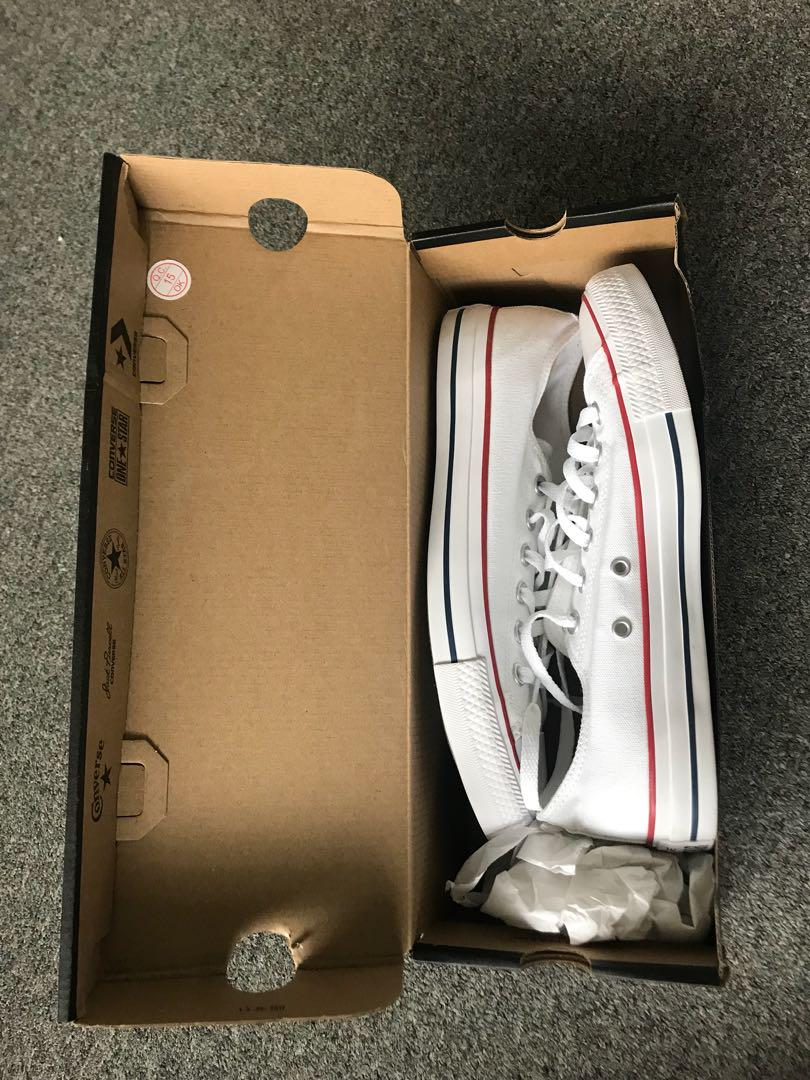 Chuck Taylor All Star Low Top White
