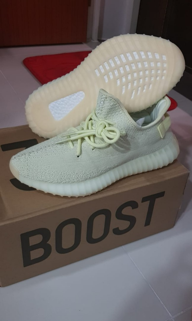 95d55136aa736 Cystomers picture of Yeezy Boost Butter 350 V2