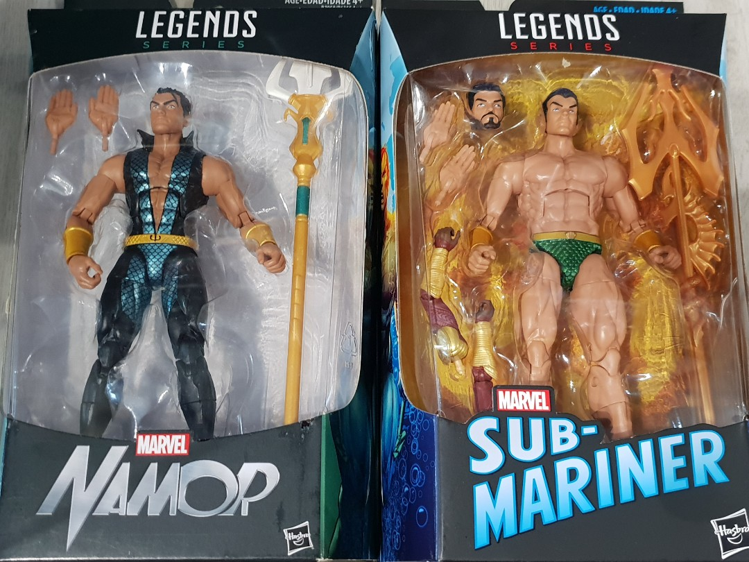 Marvel Legends Namor Walgreens EXCLUSIVE NEW
