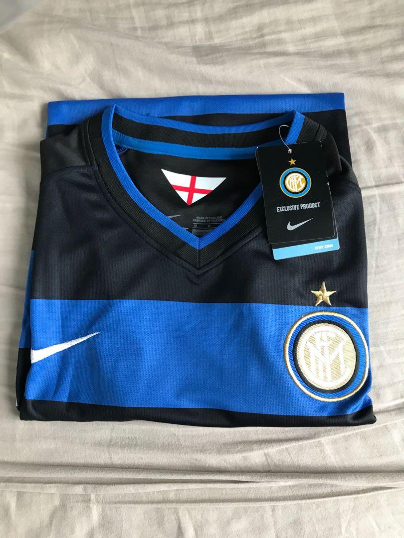 best service 8ca35 d7b61 Jersey Inter Milan Home 2015-2016