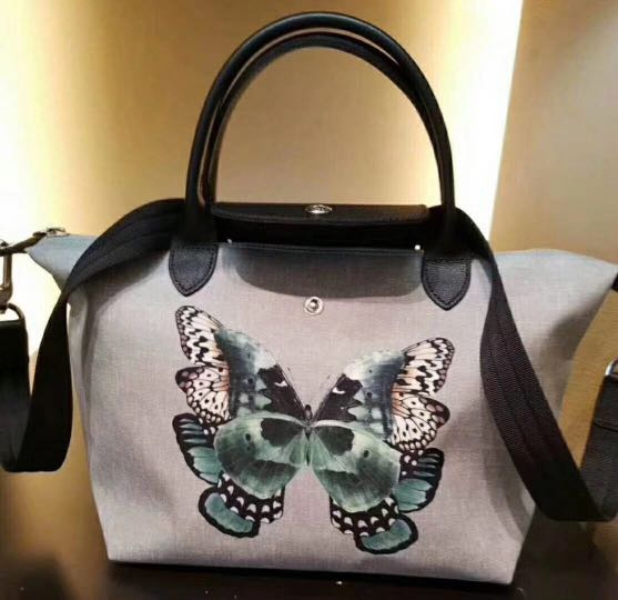 6cd13bb079d6 Longchamp limited butterfly 1515 sling bag instock