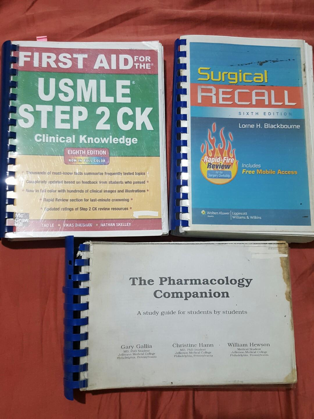 Step 2 Ck Study Guide