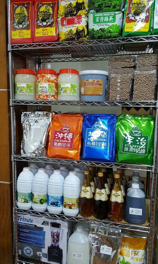 Milktea Training Seminar and Product Supplier on Carousell