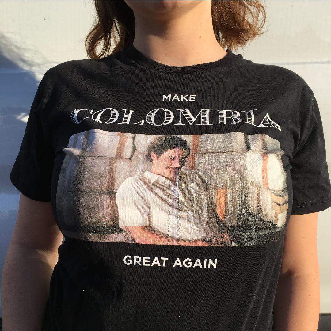 Narcos 'Make Colombia Great Again' Shirt