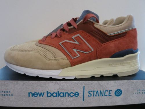 the latest 2120f 86ee3 New balance x stance 997 m997st US10