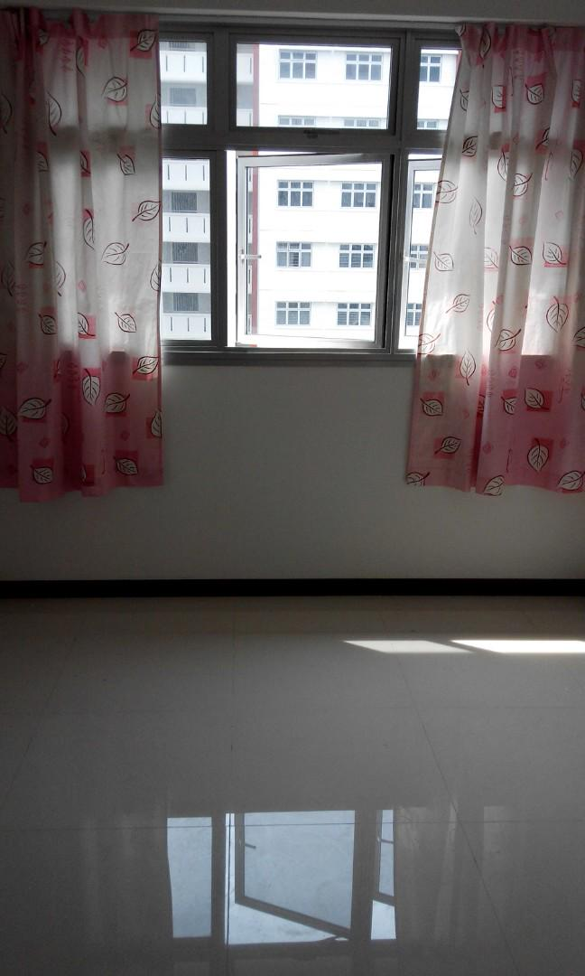 Coastal Design 2 Room Bto Flat: New BTO 2-Room Flat For Rental @Admiralty Grove Blk 693B