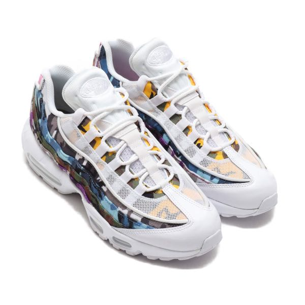 NIKE AIRMAX 95 ERDL PARTY WHITE 0eb7235df
