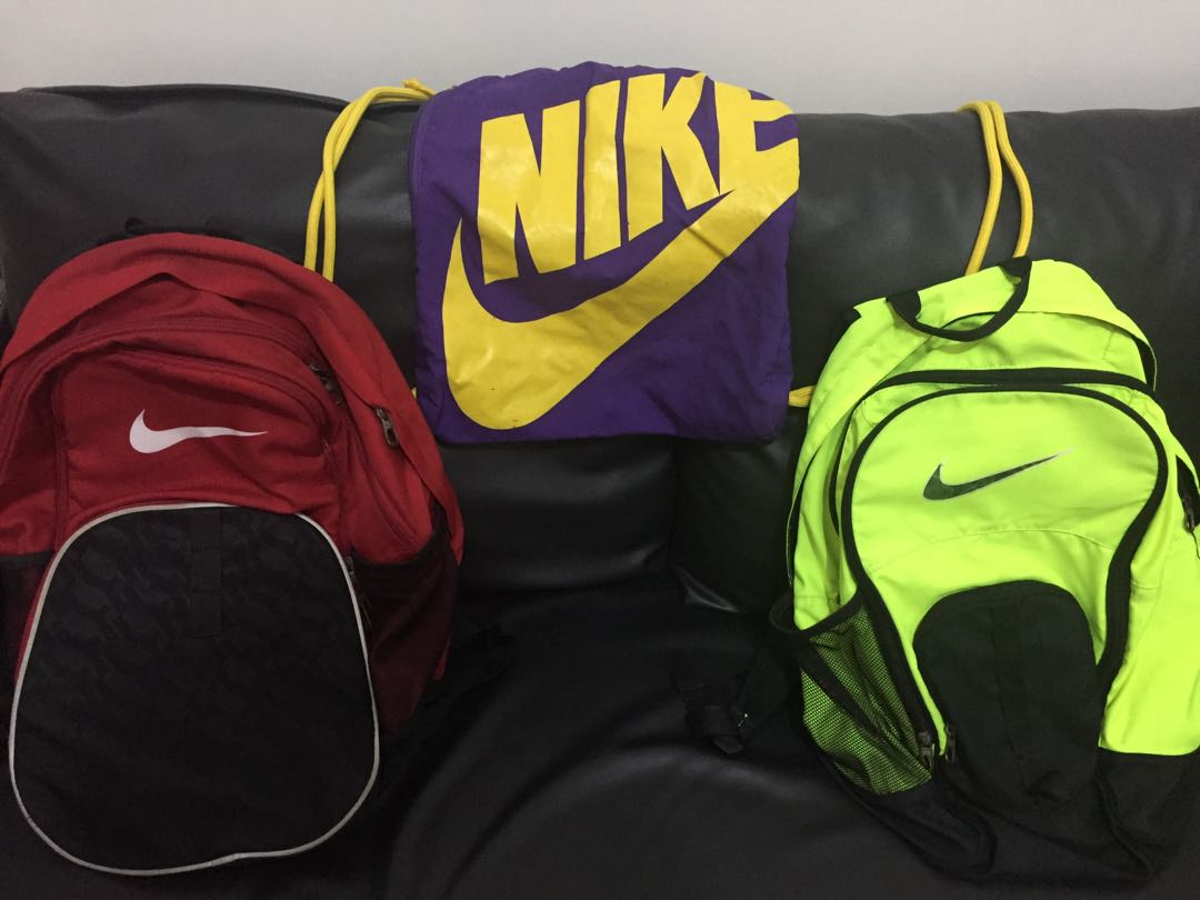 5f22f13240a9 Nike bags for sale