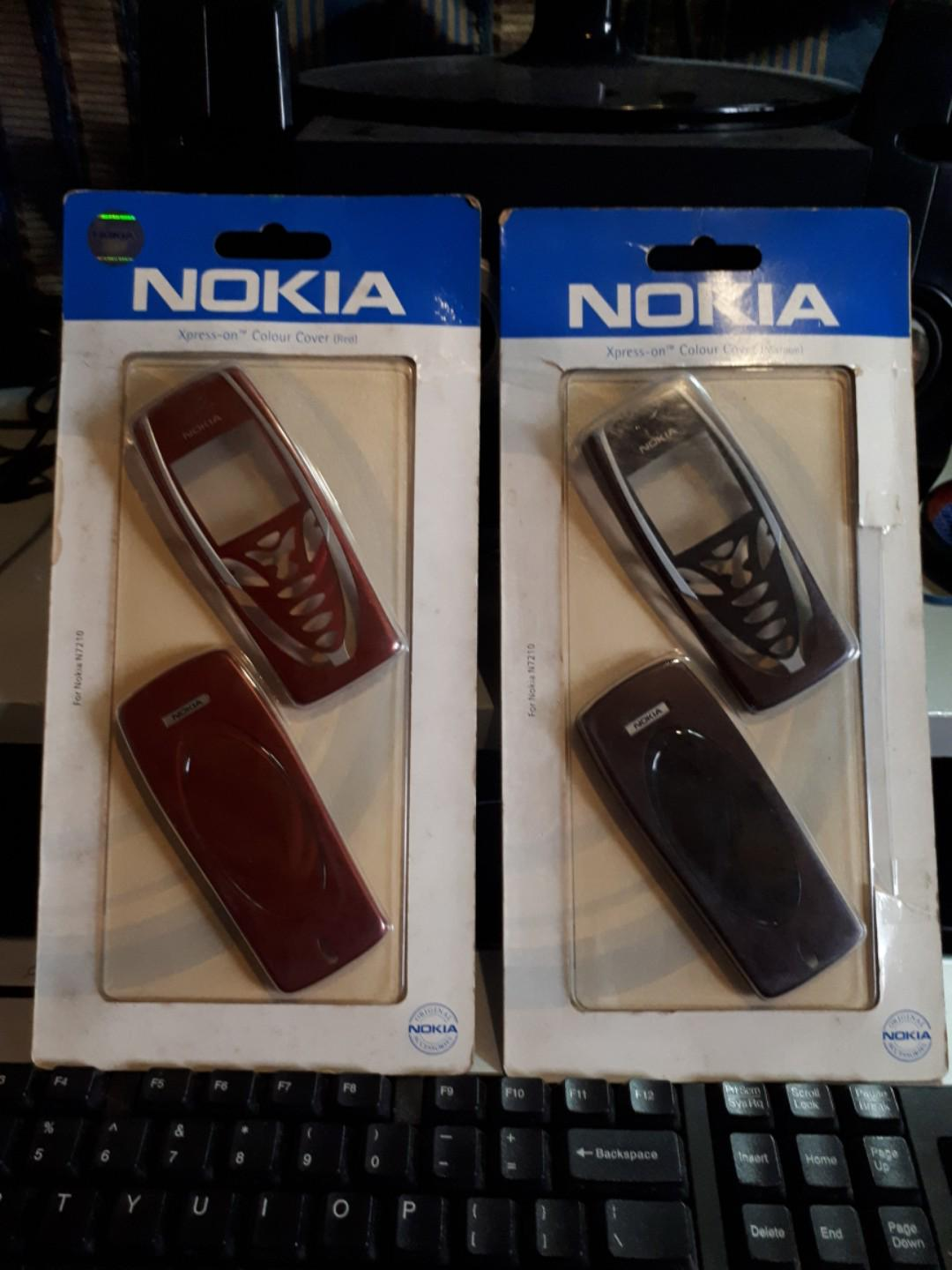 sports shoes c7c08 a07dc Nokia 7210 Xpress-on Colour Cover on Carousell