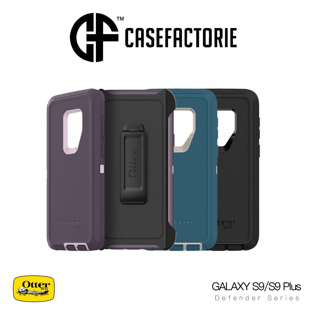 quality design 64cff 09742 Otterbox Defender Case for Samsung Galaxy S9/S9 Plus